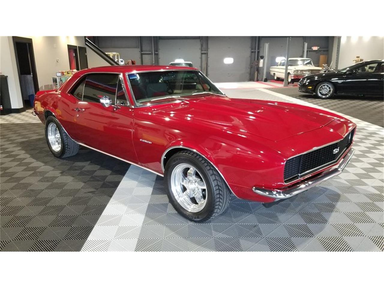 Large Picture of '67 Camaro RS/SS - MBJ3