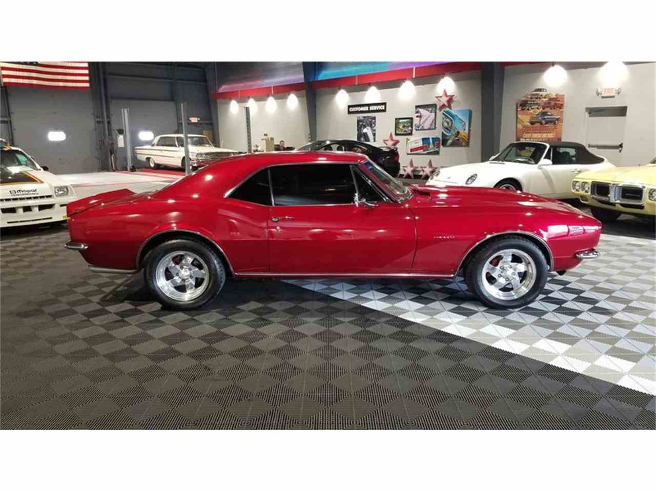 Large Picture of Classic '67 Chevrolet Camaro RS/SS located in Elkhart Indiana - $59,900.00 Offered by Rock Solid Motorsports - MBJ3