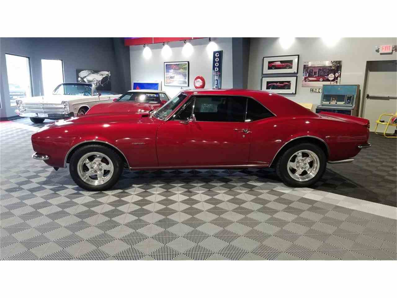 Large Picture of Classic 1967 Chevrolet Camaro RS/SS located in Elkhart Indiana - $59,900.00 Offered by Rock Solid Motorsports - MBJ3