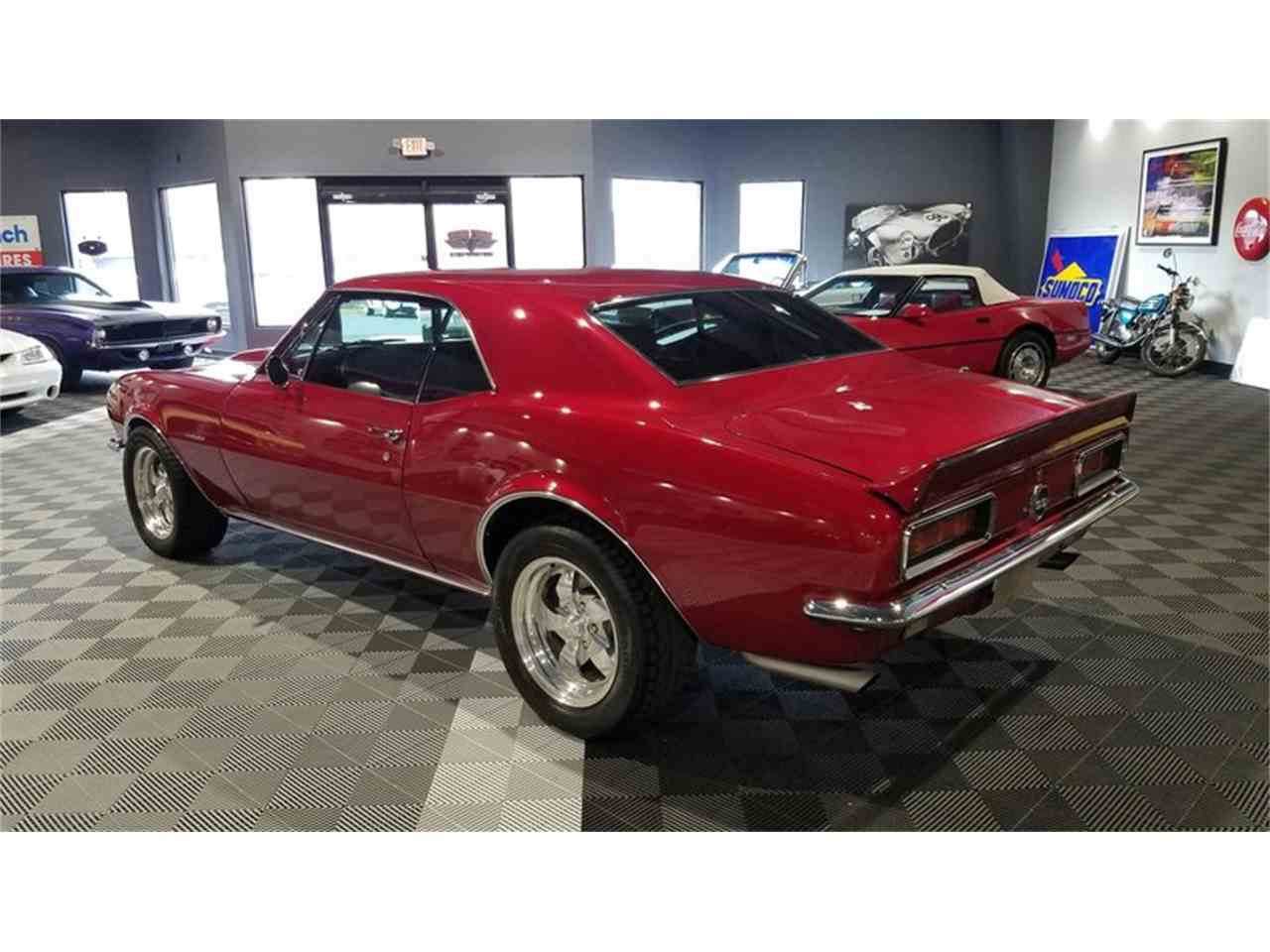 Large Picture of 1967 Camaro RS/SS - MBJ3