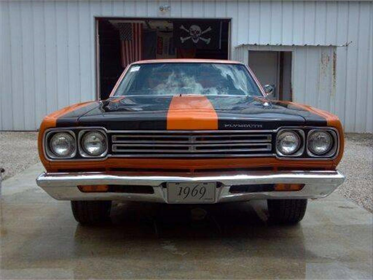 Large Picture of '69 Road Runner - MBJA
