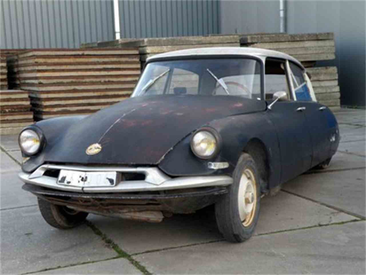 Large Picture of '58 Citroen ID19 - $17,400.00 - MBJG