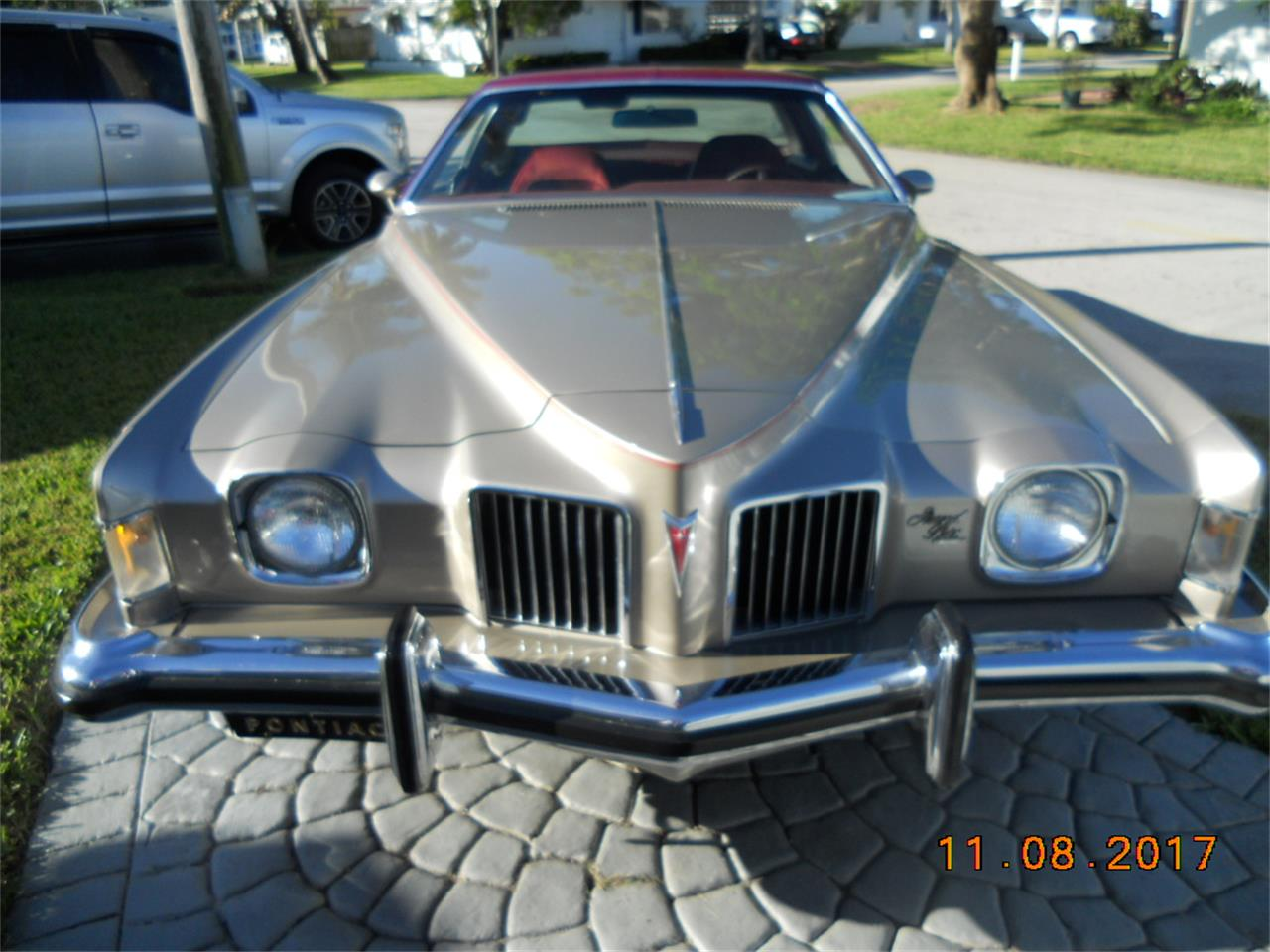 Grand Pre Car >> For Sale 1973 Pontiac Grand Prix In Fort Lauderdale Florida