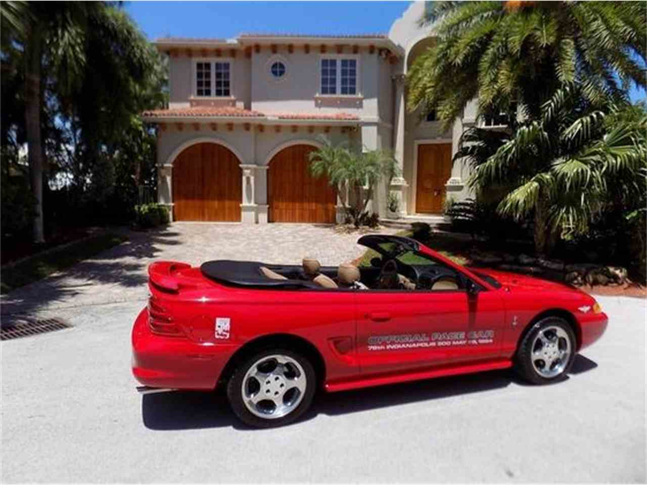 Large Picture of '94 Mustang Cobra - MBJJ