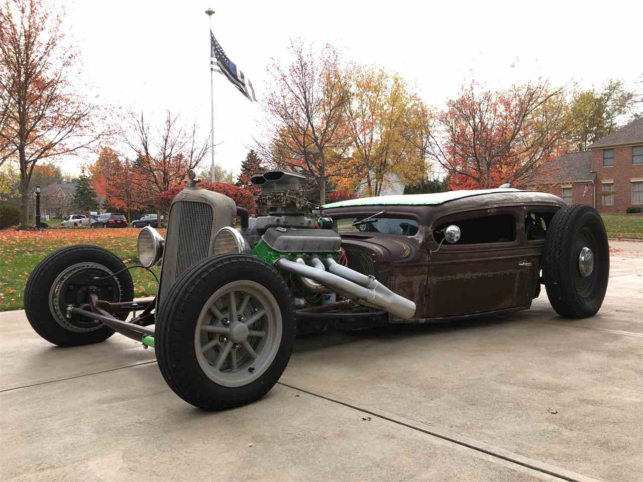1933 Chevrolet Rat Rod for Sale | ClassicCars.com | CC-1041393