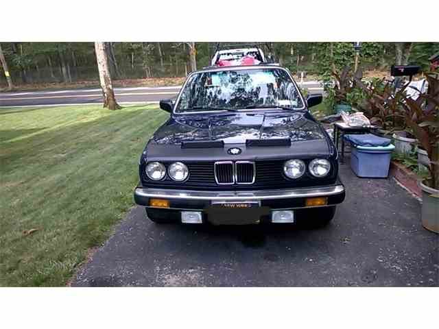 Classic bmw 325 for sale on classiccars 1986 bmw 325 sciox Choice Image