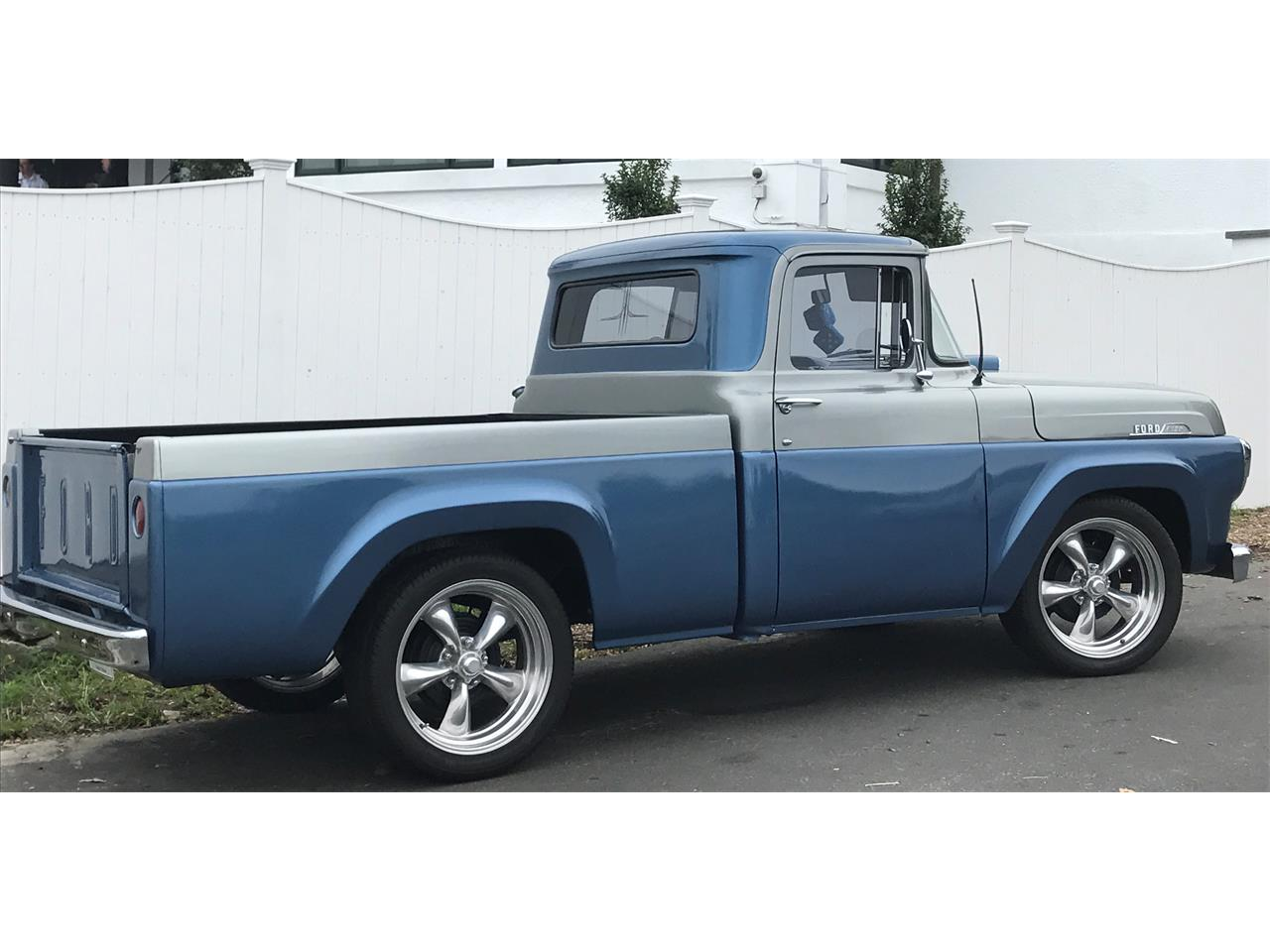 Large Picture of '57 F100 - MBJY