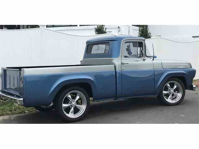 Picture of Classic 1957 Ford F100 - $24,000.00 - MBJY