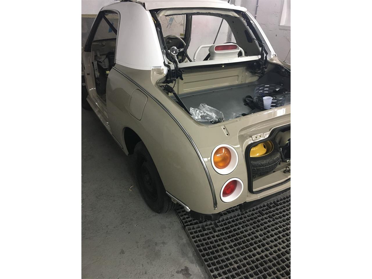 Large Picture of '91 Figaro - MBK3