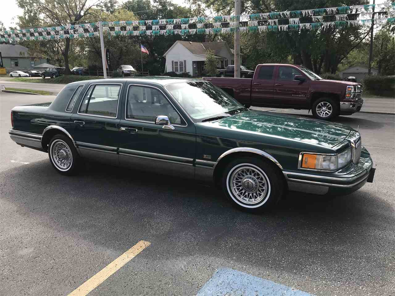 1993 Lincoln Town Car For Sale