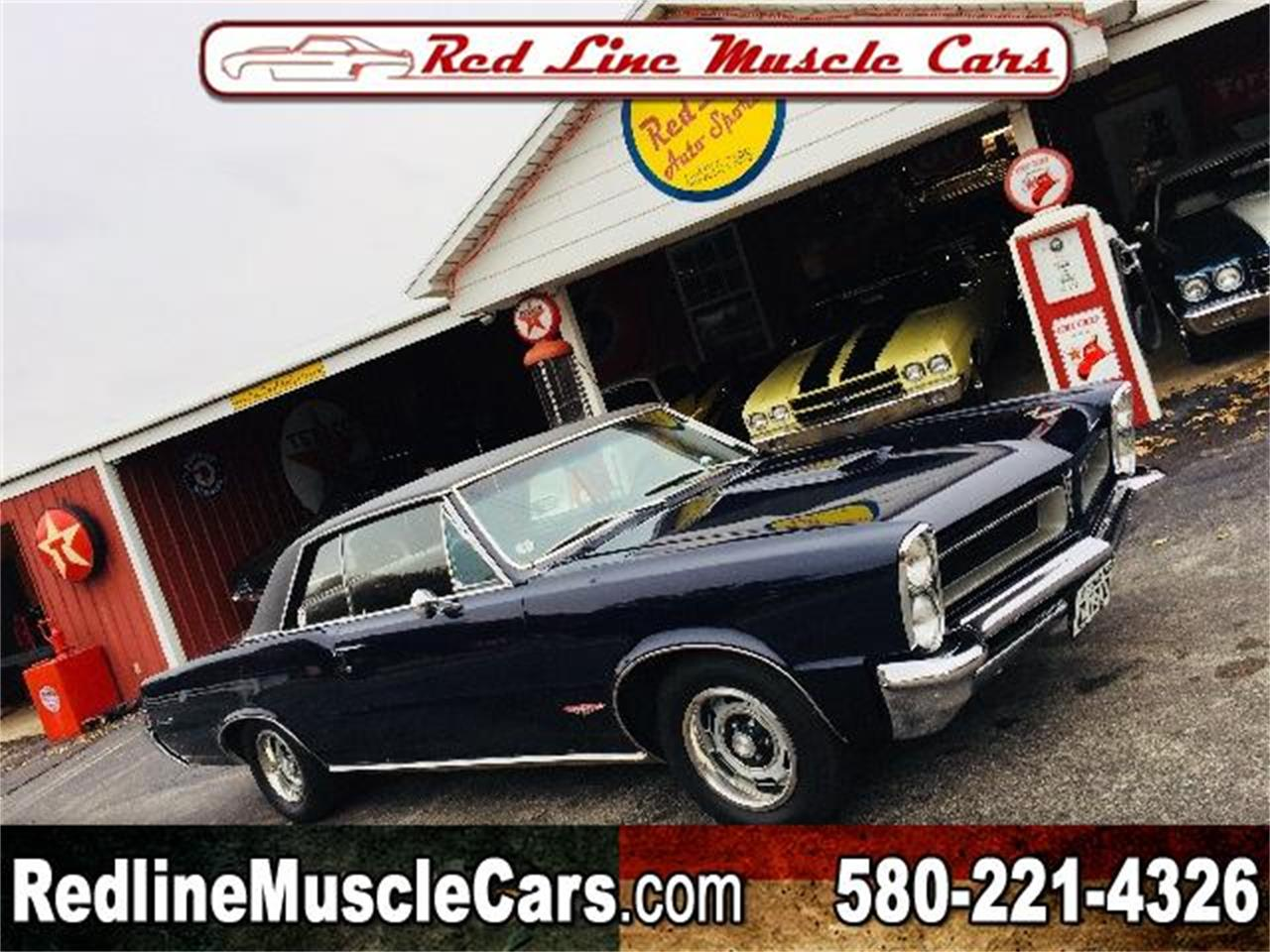 1965 Pontiac Gto For Sale Cc 1041418 Phs Documented 4 Speed Tri Power 389 Red Black Large Picture Of 65 Mbka