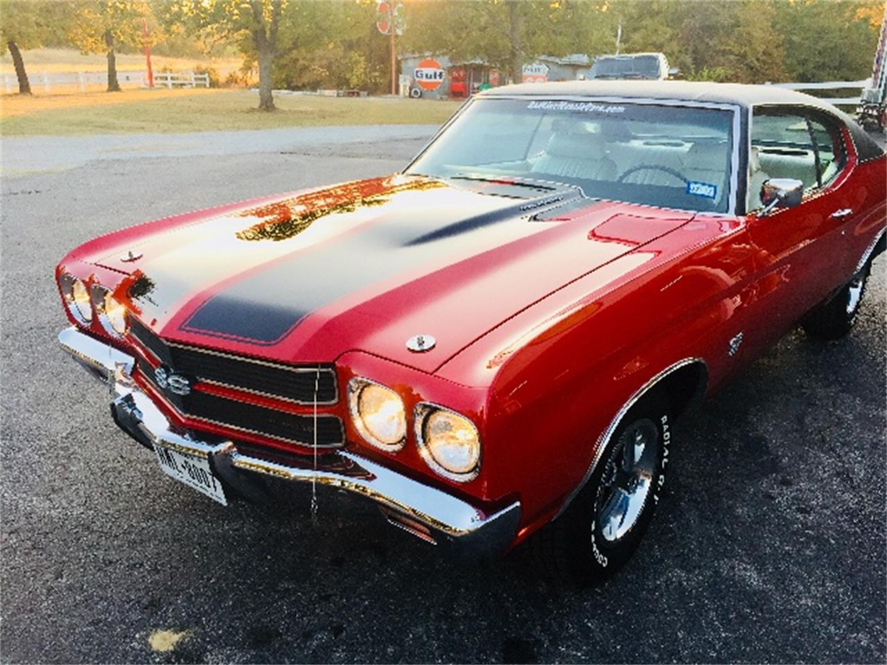 Large Picture of '70 Chevelle Malibu - MBKB