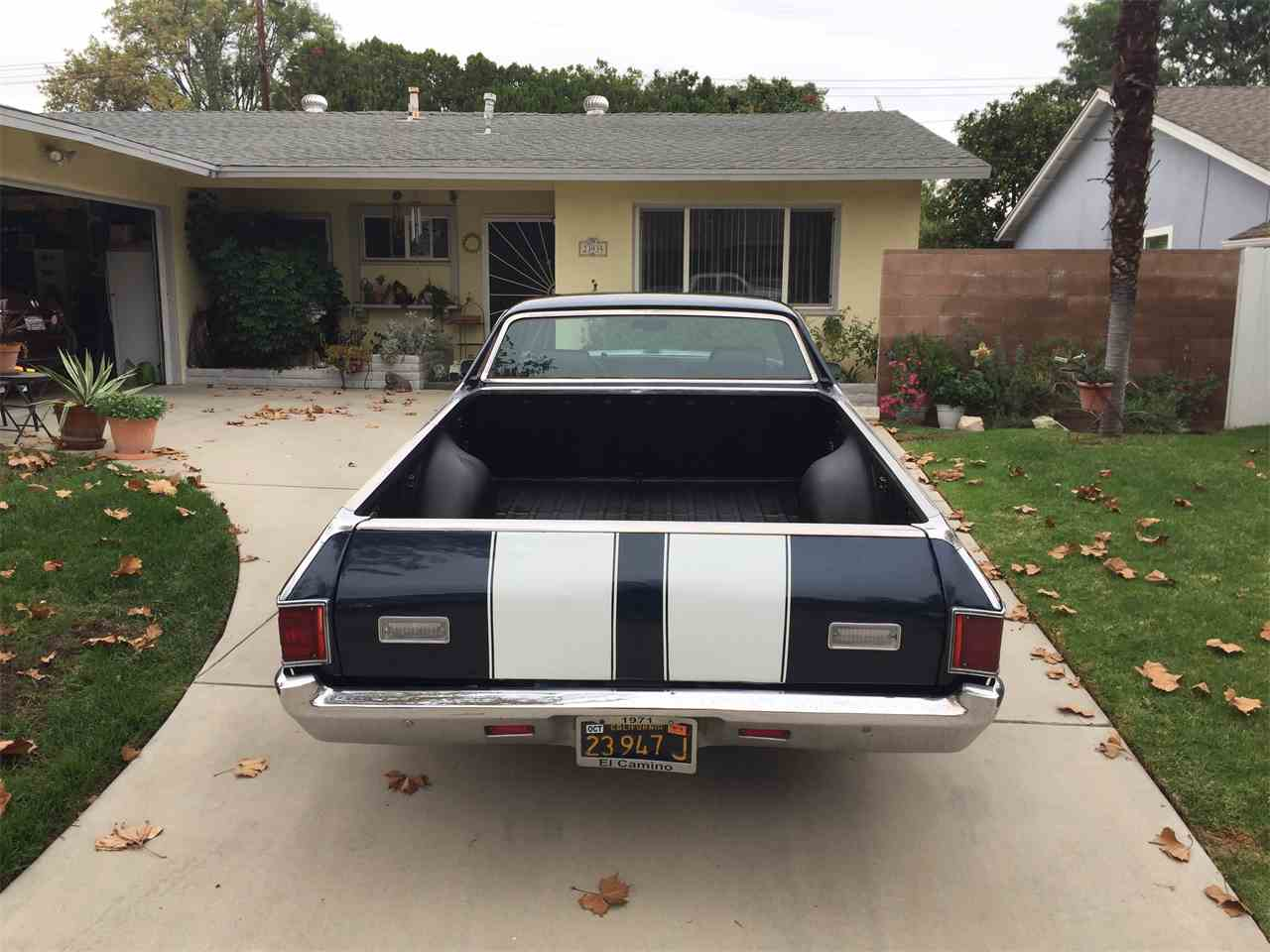 Large Picture of '71 El Camino - MBKE