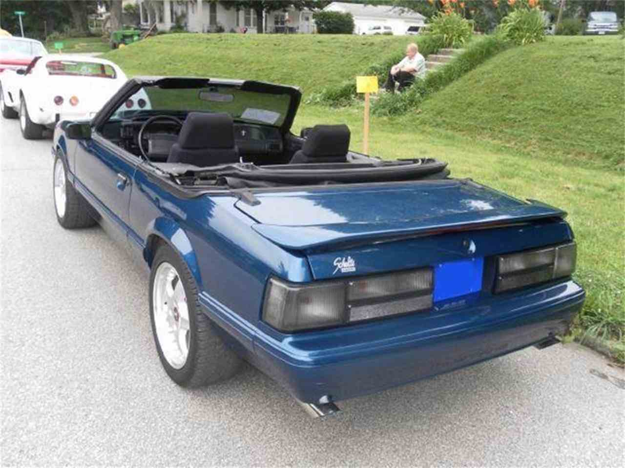 Large Picture of '92 Mustang - MBKG