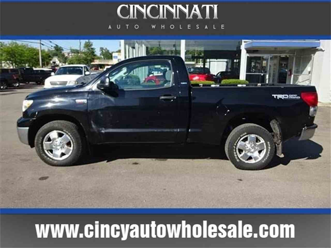 Large Picture of '08 Toyota Tundra Offered by Cincinnati Auto Wholesale - MBKP