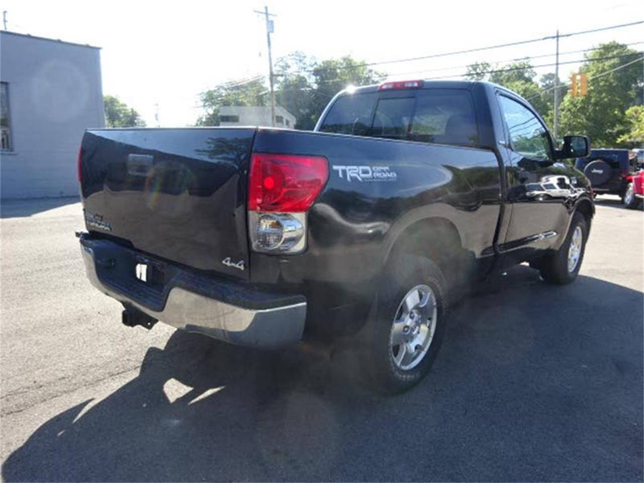 Large Picture of 2008 Toyota Tundra located in Ohio Offered by Cincinnati Auto Wholesale - MBKP