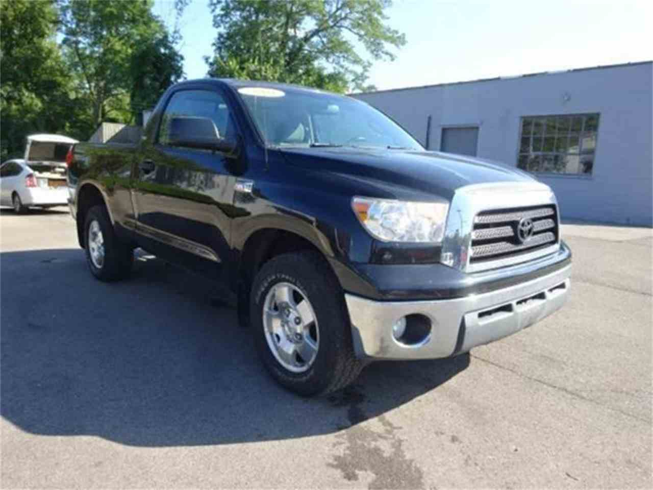 Large Picture of '08 Toyota Tundra located in Loveland Ohio - MBKP