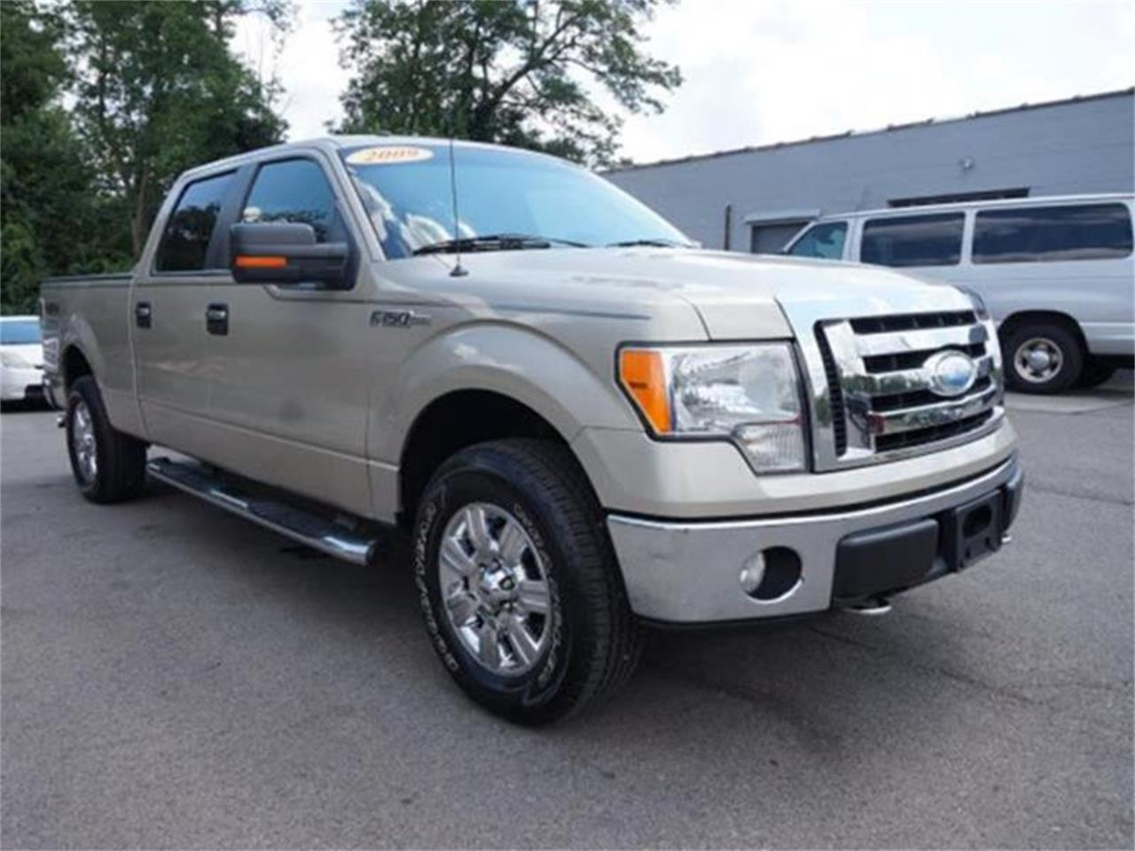 Large Picture of '09 F150 - MBKS