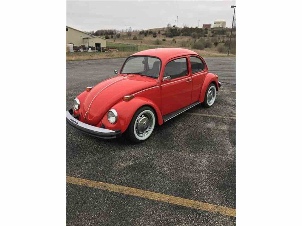 Large Picture of '74 Volkswagen Beetle located in Shenandoah Iowa - MBL4