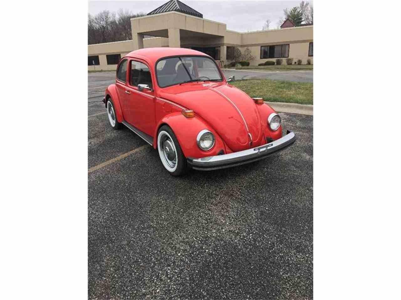 Large Picture of '74 Volkswagen Beetle located in Iowa Offered by Wayne Johnson Private Collection - MBL4