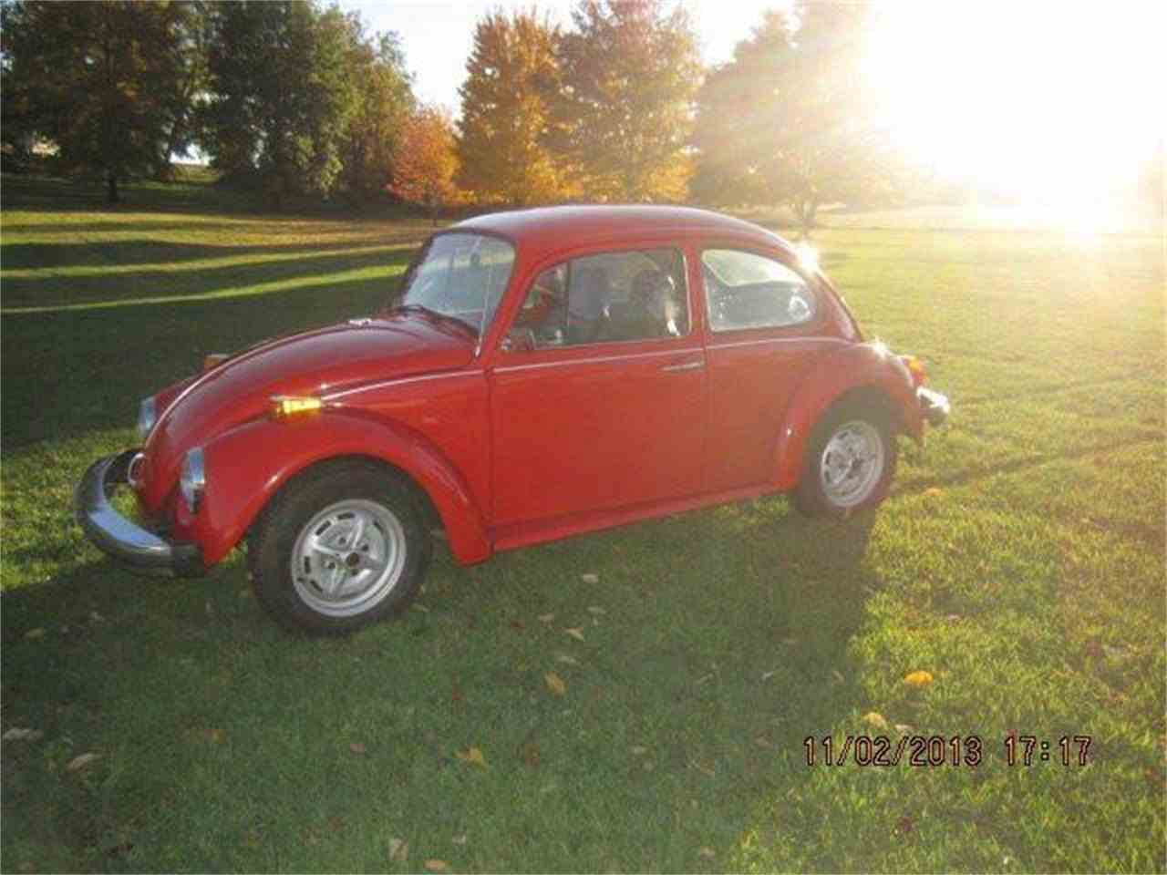 Large Picture of '74 Volkswagen Beetle located in Iowa - $12,500.00 Offered by Wayne Johnson Private Collection - MBL4