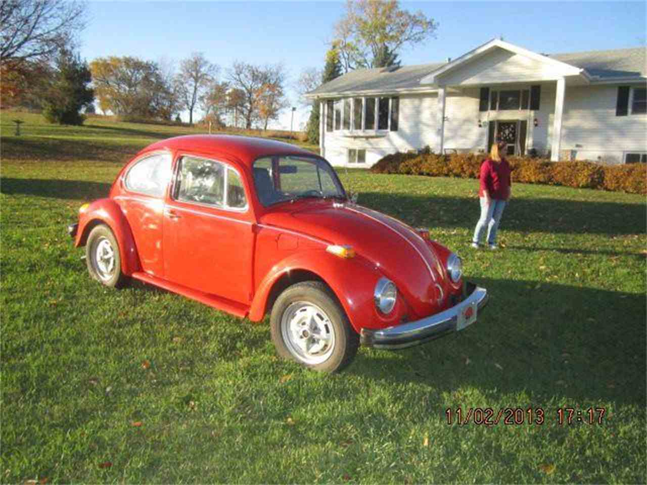 Large Picture of '74 Beetle located in Shenandoah Iowa - $12,500.00 Offered by Wayne Johnson Private Collection - MBL4