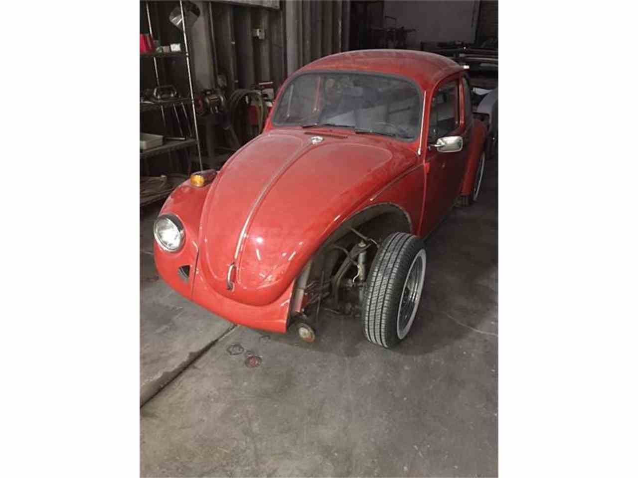 Large Picture of '74 Volkswagen Beetle located in Shenandoah Iowa Offered by Wayne Johnson Private Collection - MBL4
