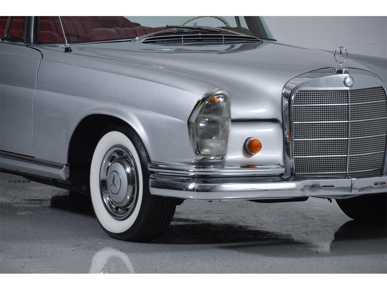 Large Picture of '66 220SE - MBL7