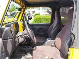 Picture of '00 Jeep Wrangler located in Loveland Ohio - $6,995.00 Offered by Cincinnati Auto Wholesale - MBLA