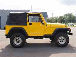 Picture of 2000 Jeep Wrangler located in Loveland Ohio Offered by Cincinnati Auto Wholesale - MBLA