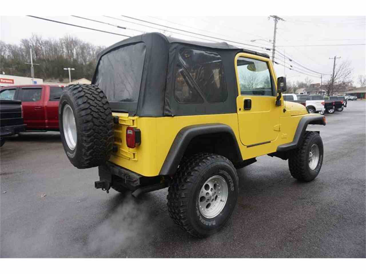 Large Picture of '00 Jeep Wrangler located in Ohio - MBLA
