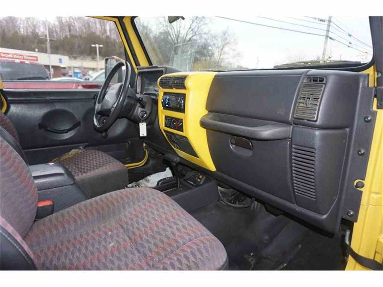 Large Picture of 2000 Wrangler - $6,995.00 - MBLA