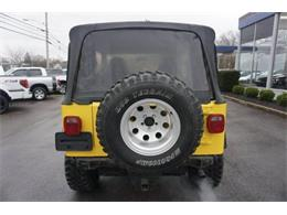 Picture of '00 Wrangler - MBLA