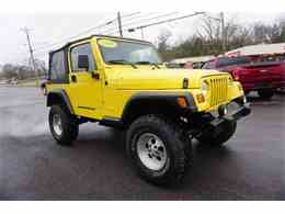 Picture of 2000 Wrangler located in Ohio - MBLA