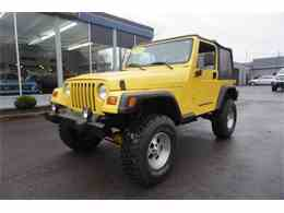 Picture of '00 Wrangler located in Loveland Ohio - $6,995.00 - MBLA
