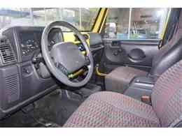 Picture of '00 Wrangler located in Loveland Ohio - $6,995.00 Offered by Cincinnati Auto Wholesale - MBLA