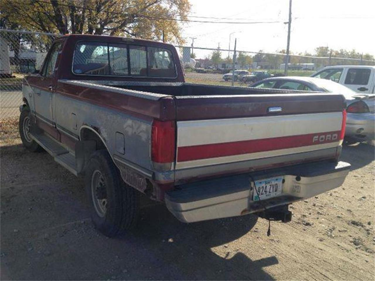Large Picture of '91 F250 - MBLM