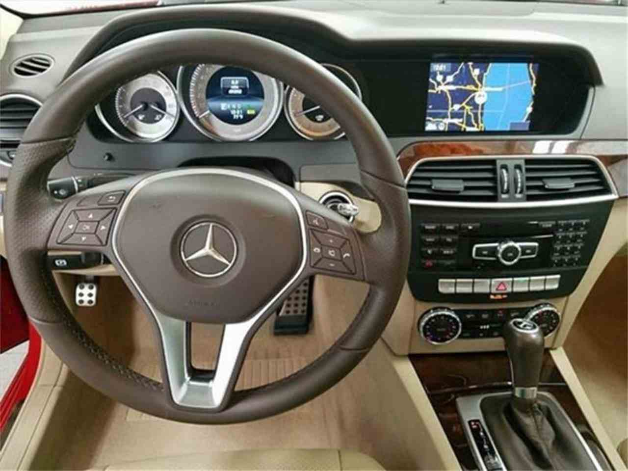 Large Picture of '14 C-Class - MBM5