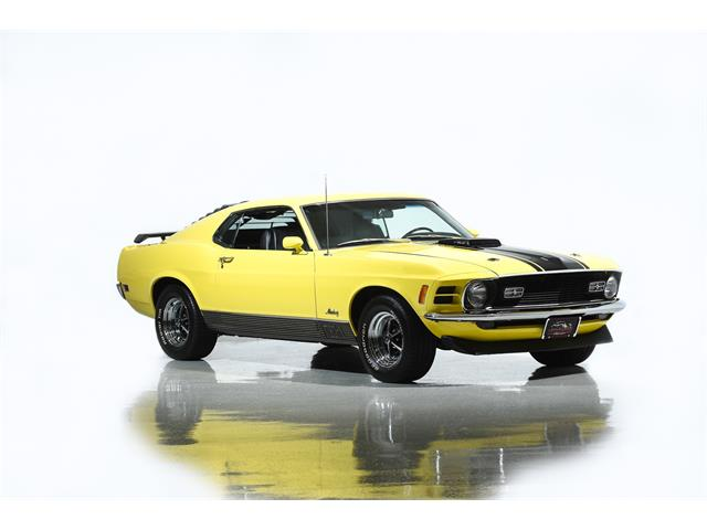 Picture of '70 Mustang Mach 1 - MBMC