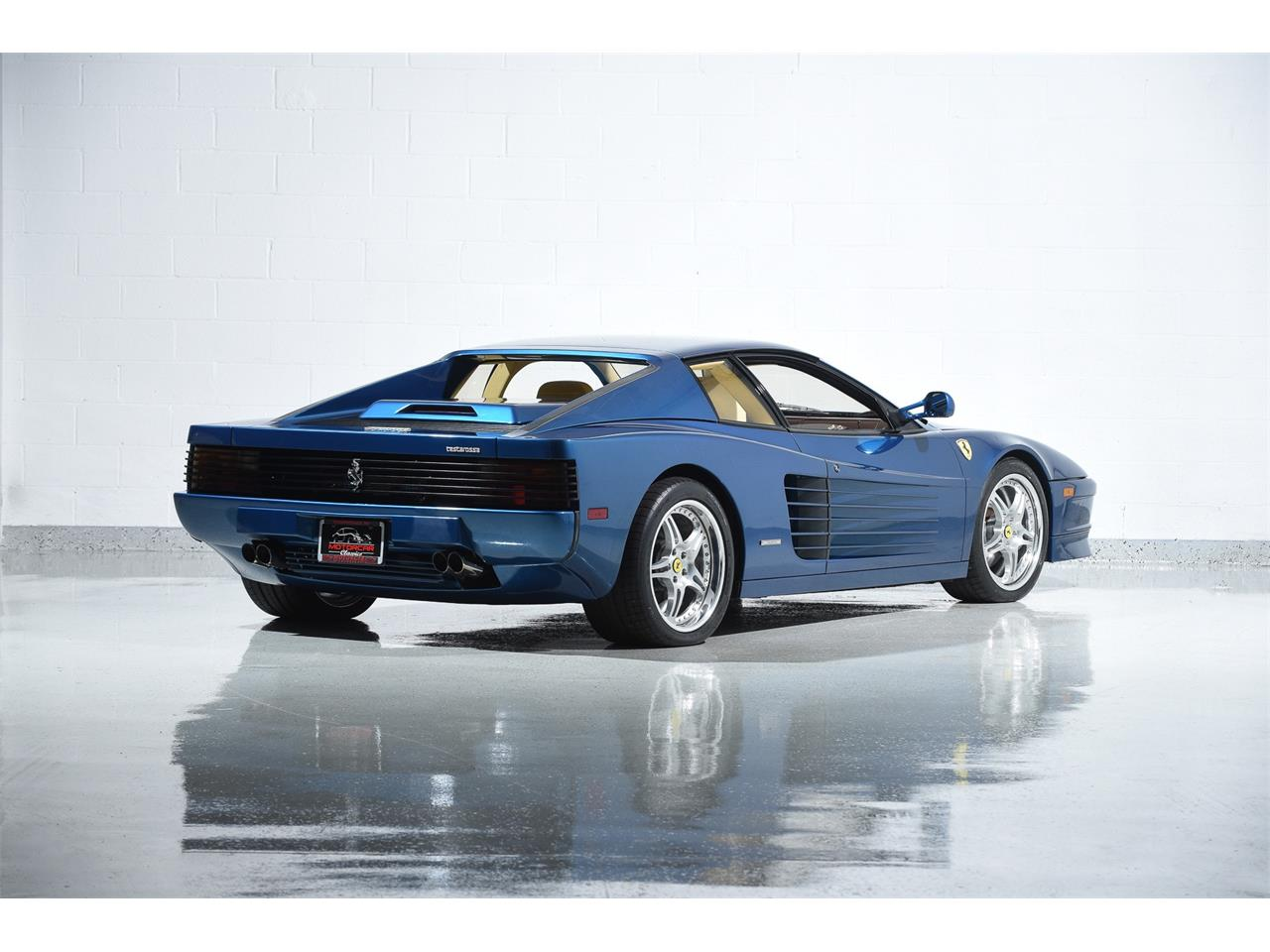 Large Picture of '89 Testarossa - MBMF