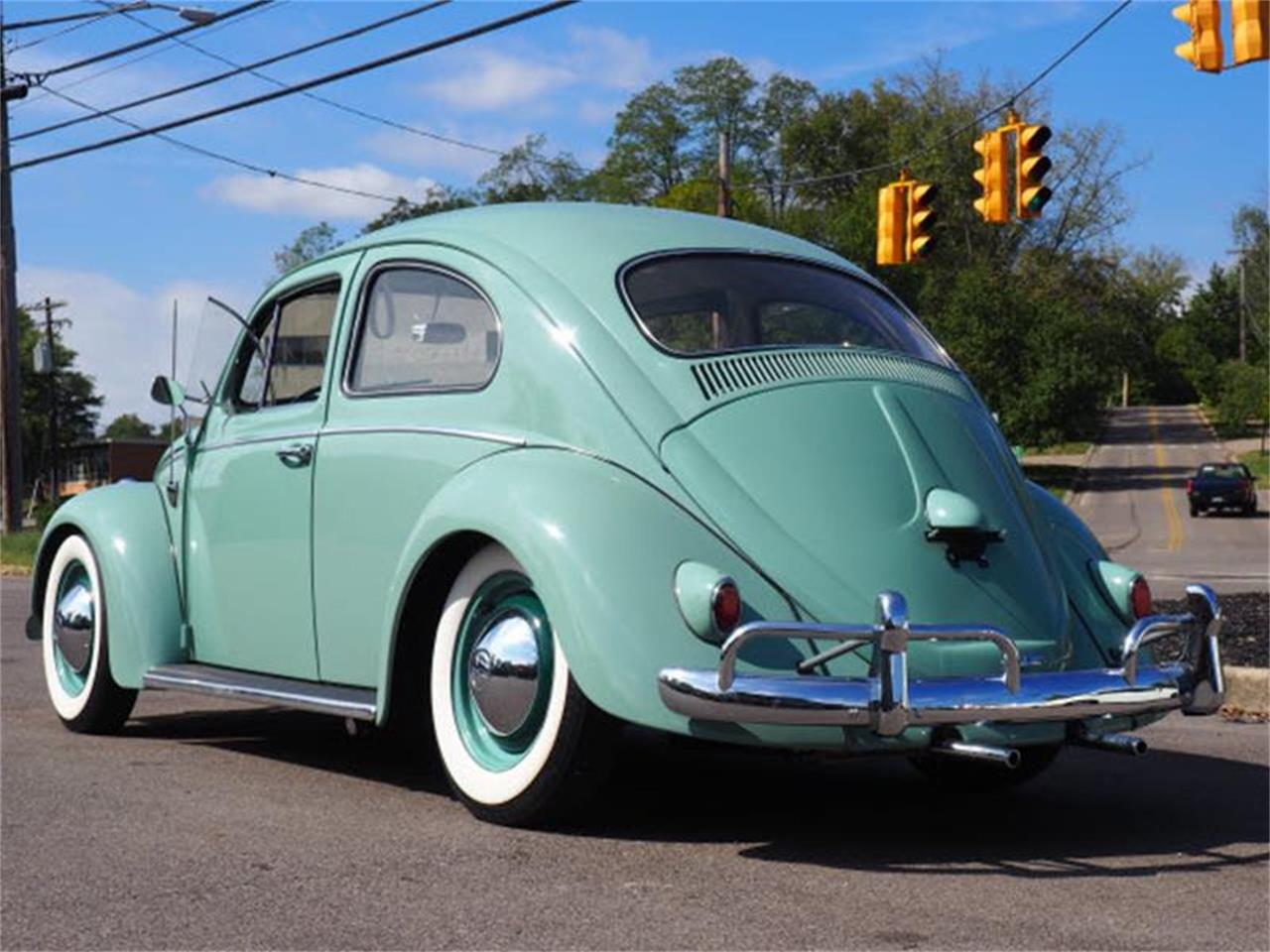 Large Picture of '61 Volkswagen Beetle located in Ohio - $19,999.00 Offered by Cincinnati Auto Wholesale - MBMH