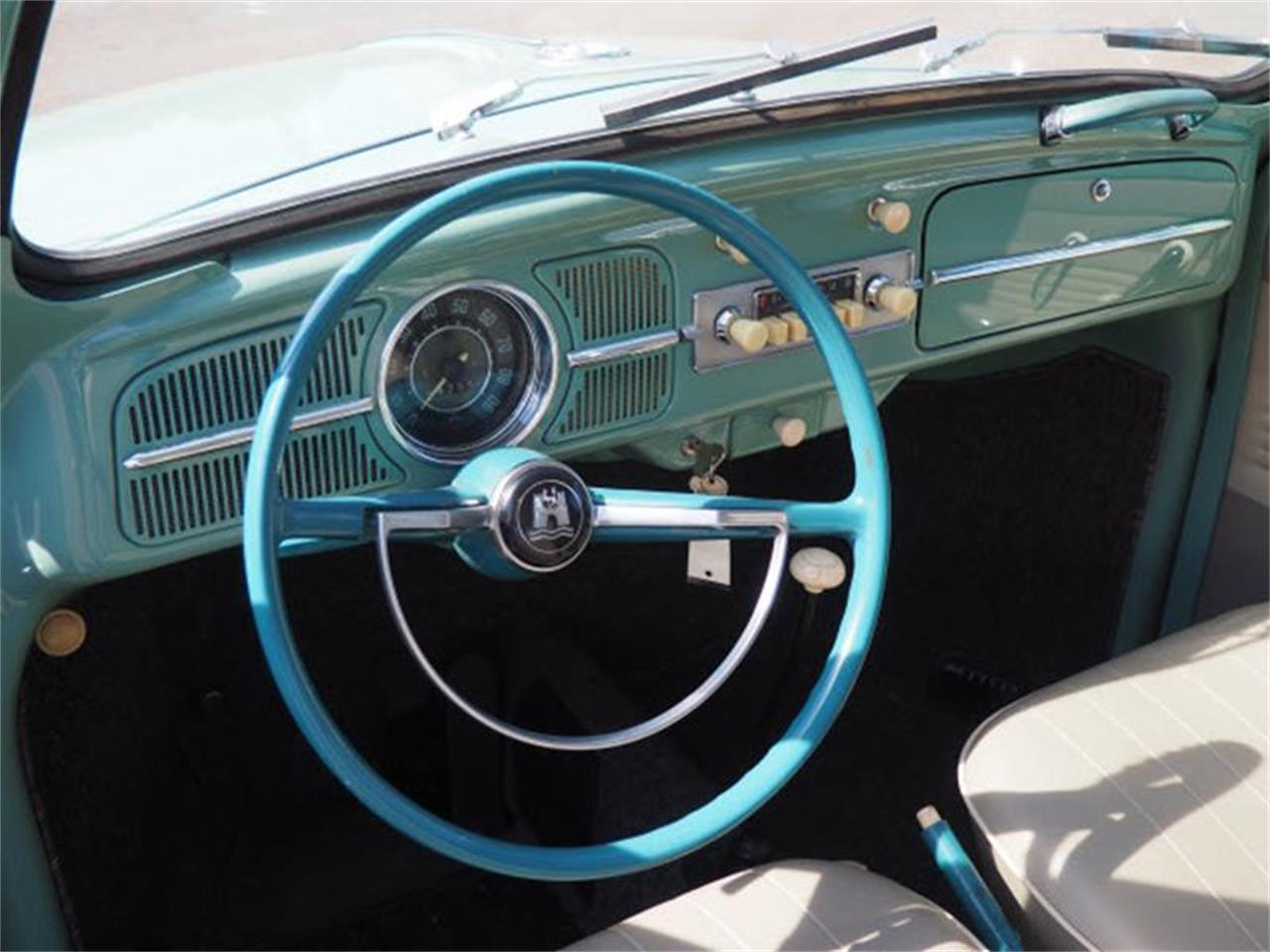 Large Picture of Classic '61 Volkswagen Beetle located in Ohio - $19,999.00 - MBMH