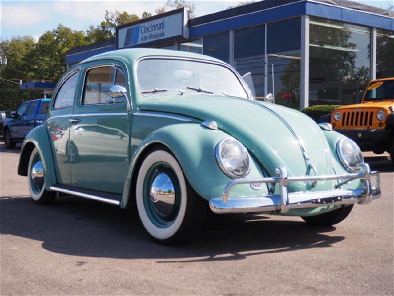 Large Picture of Classic '61 Beetle located in Loveland Ohio Offered by Cincinnati Auto Wholesale - MBMH