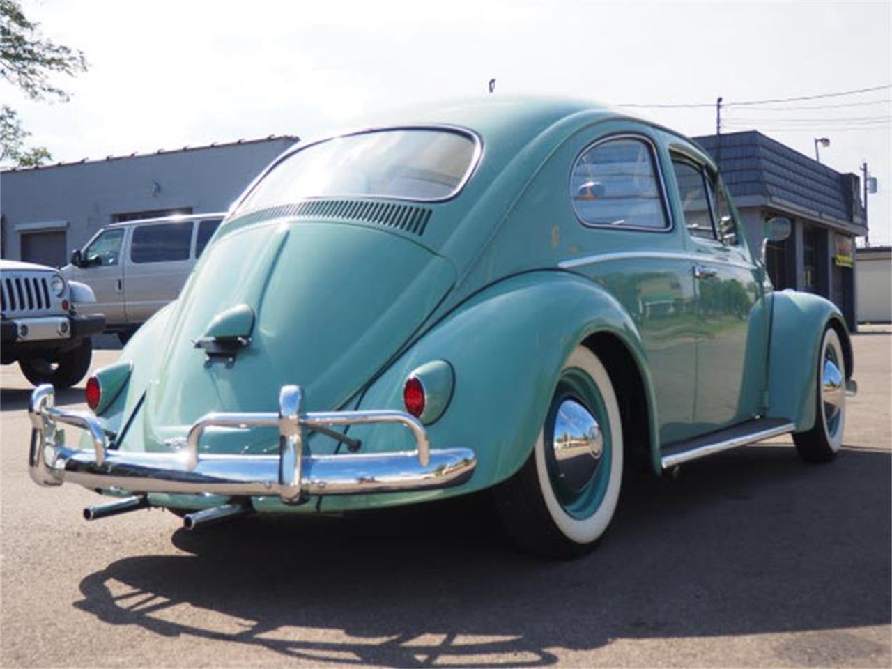 Large Picture of Classic '61 Volkswagen Beetle located in Loveland Ohio - MBMH