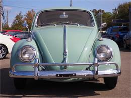 Picture of Classic 1961 Volkswagen Beetle Offered by Cincinnati Auto Wholesale - MBMH