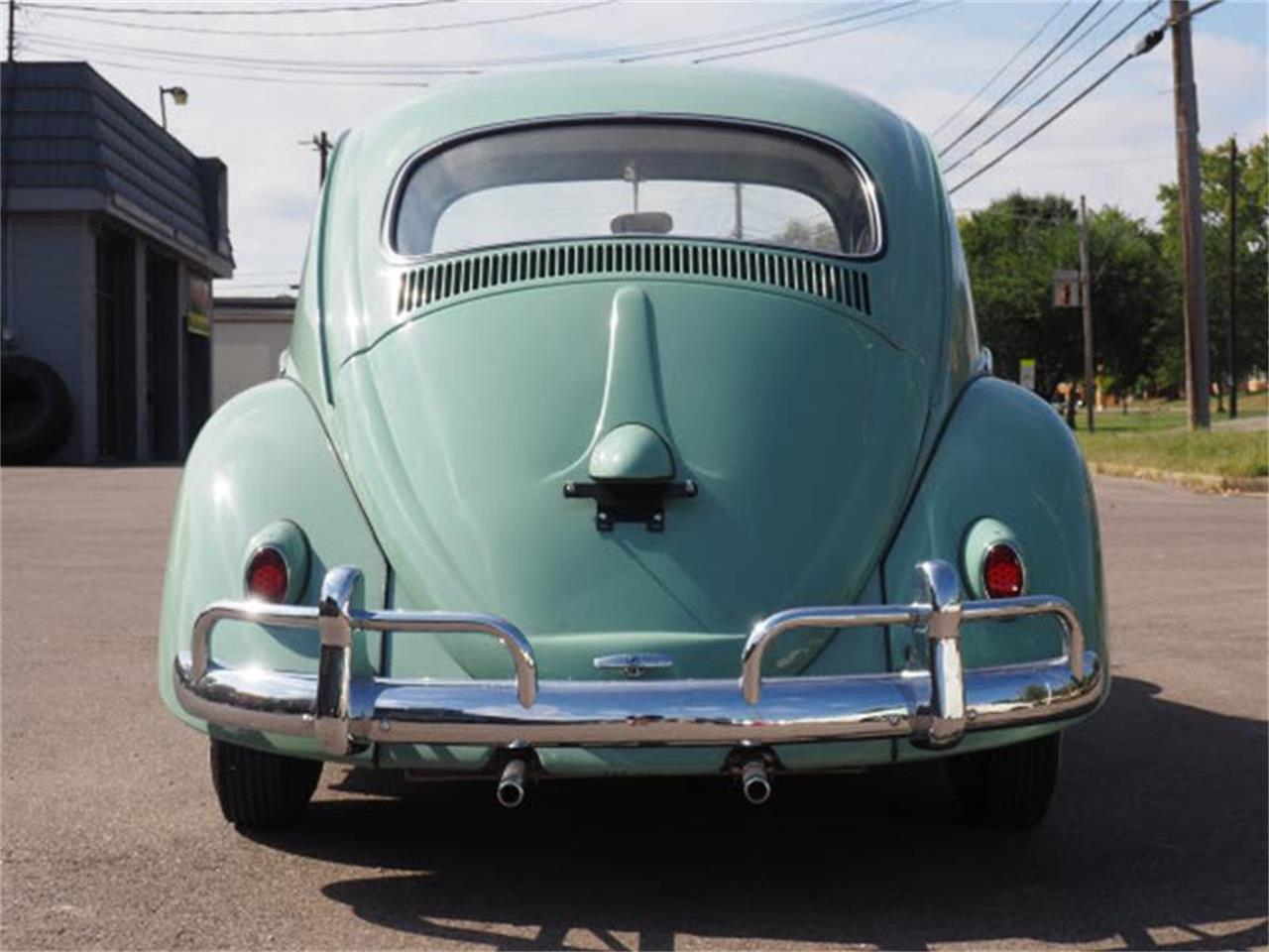 Large Picture of Classic 1961 Volkswagen Beetle located in Loveland Ohio - $19,999.00 Offered by Cincinnati Auto Wholesale - MBMH