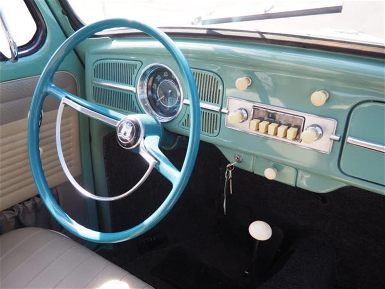 Large Picture of 1961 Volkswagen Beetle Offered by Cincinnati Auto Wholesale - MBMH