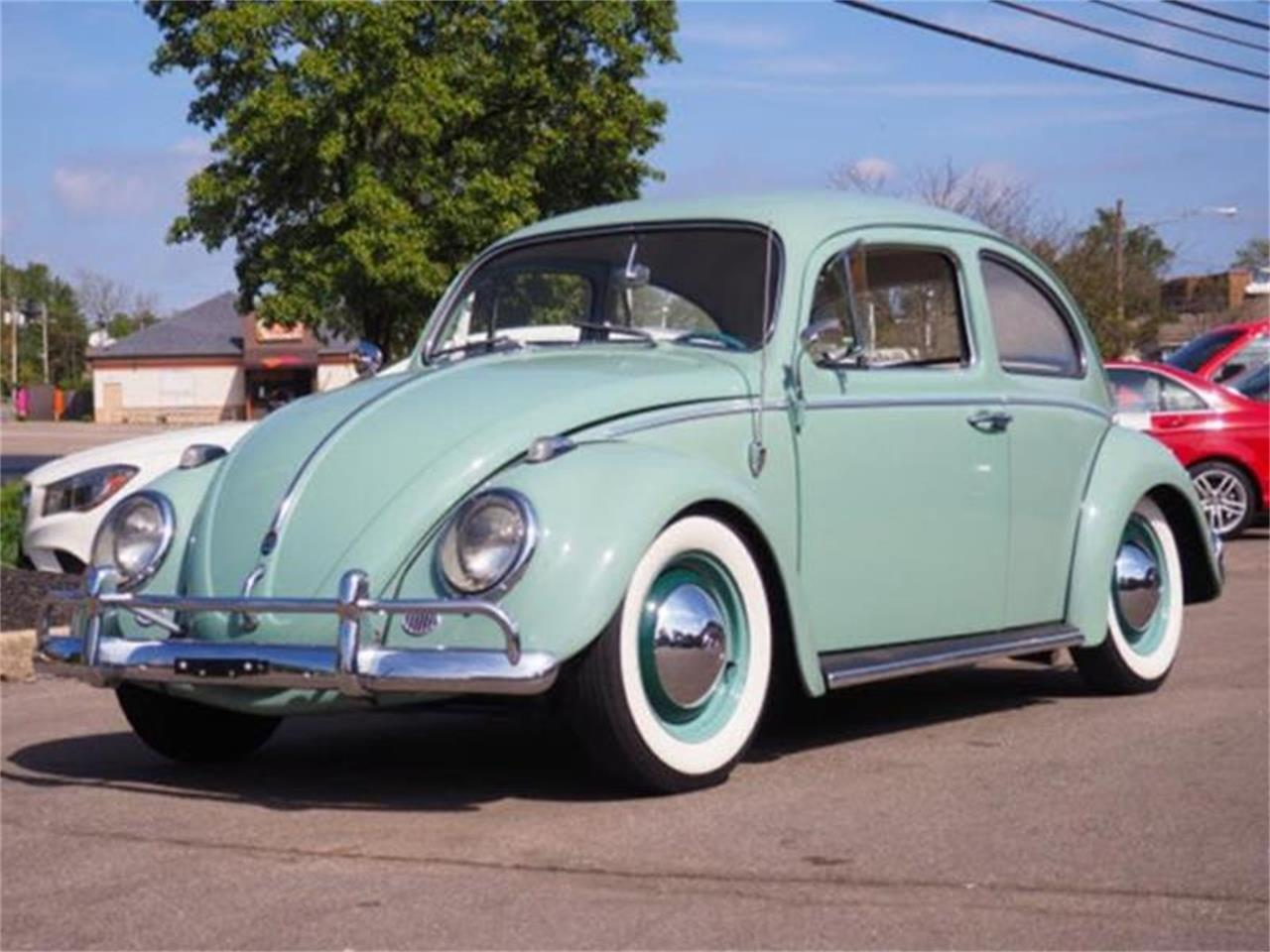 Large Picture of Classic 1961 Volkswagen Beetle located in Ohio Offered by Cincinnati Auto Wholesale - MBMH