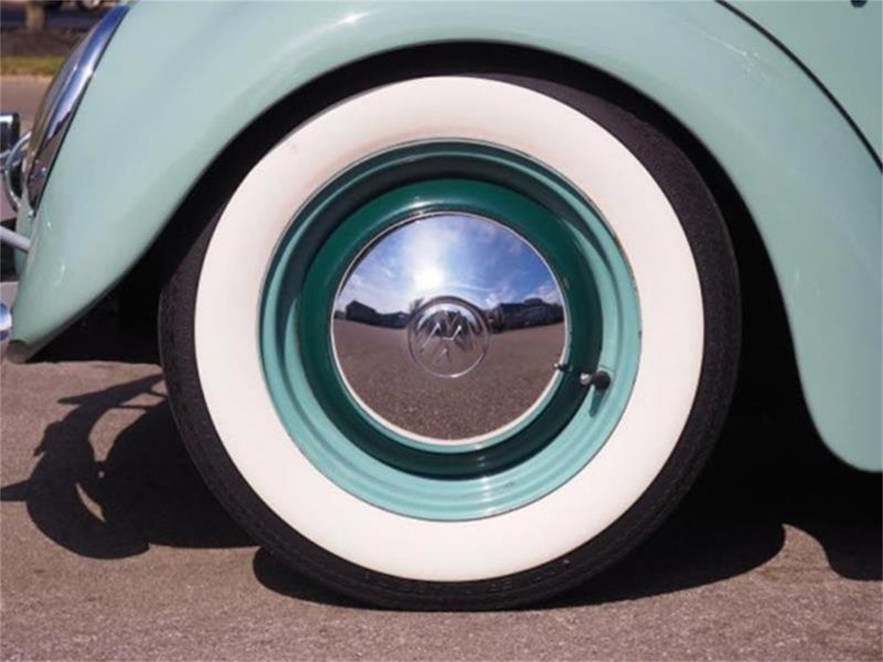 Large Picture of Classic 1961 Volkswagen Beetle Offered by Cincinnati Auto Wholesale - MBMH