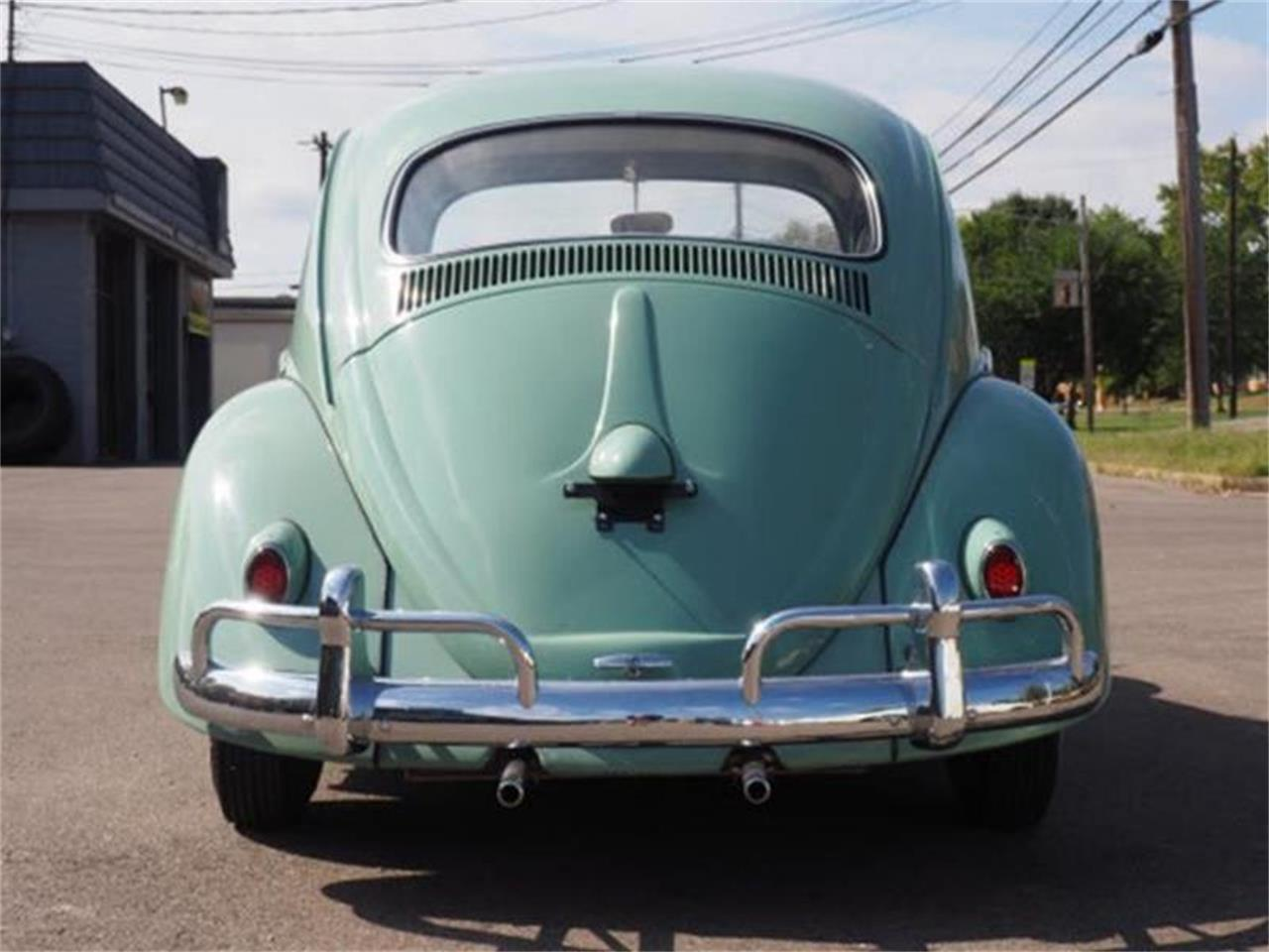Large Picture of Classic '61 Volkswagen Beetle - $19,999.00 Offered by Cincinnati Auto Wholesale - MBMH